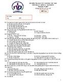 Đề thi học kỳ 1 môn Địa lí 12 năm 2017-2018 - Trường THPT Nguyễn Du (Ban KHTN)