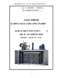 Giáo trình Hệ thống máy lạnh công nghiệp – Trung cấp nghề số 11