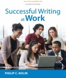 successful writing at work (11/e): part 1