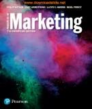 Ebook Principles of marketing (7/E): Part 1