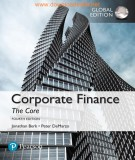 Ebook Corporate finance - The core (4/E): Part 2