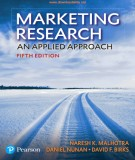 Ebook Marketing research - An applied a pproach (5/E): Part 1