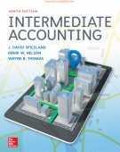 intermediate accounting (9th edition): part 2