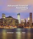 advanced financial accounting (10/e): part 1