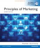 Ebook Principles of marketing (16/E): Part 1