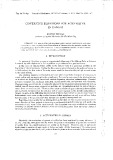 Governing equations for acid water in canals