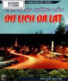 cẩm nang hướng dẫn du lịch Đà lạt: phần 1 - nxb trẻ