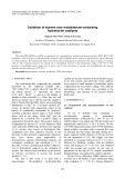 Oxidation of styrene over molybdenum-containing hydrotalcite catalysts