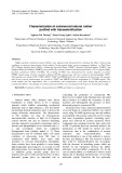 Characterization of commercial natural rubber purified with transesterification