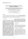 Các hợp chất flavonoid và polyphenol từ cây mỏ quạ (Maclura cochinchinensis)