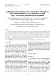 Thành phần hóa học và hoạt tính gây độc tế bào của loài kim giao núi đất (Nageia wallichiana) thu tại tỉnh Lâm Đồng