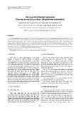 Các hợp chất phenolic glycoside Phân lập từ cây đại cà dược (Brugmansia suaveolens)