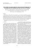 Ảnh hưởng của nanocompozit CNT/ZnO đến khả năng bảo vệ của màng sơn polyuretan dưới bức xạ của tia tử ngoại