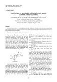 Hoạt tính bảo vệ gan của axit asiatic tách từ cây rau má [Centella asiatica (L.) Urban]