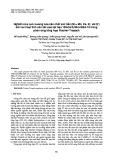 Nghiên cứu ảnh hưởng của các chất xúc tiến (M = Mn, Ce, Zr, và Cr) đối với hoạt tính xúc tác của vật liệu 15%Co/0,05m-SBA-15 trong phản ứng tổng hợp Fischer-Tropsch