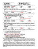 Đề thi học kì 2 môn Tiếng Anh 12 năm 2017-2018 có đáp án - Sở GD&ĐT Cà Mau - Mã đề 001