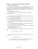 Giáo trình Xử lý thống kê - TS Tạ Thị Thảo