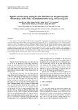 Nghiên cứu khả năng chống ăn mòn mài mòn của lớp phủ hợp kim NiCr20 được thẩm thấu với photphat nhôm trong môi trường axit