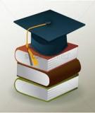 Luận án Thạc sĩ Khoa học kinh tế: Hoàn thiện công tác quản lý chi thường xuyên tại đại học Nông Lâm - Đại học Huế