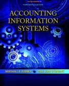 accounting information systems (13/e): part 2
