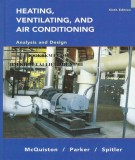Ebook Heating, ventilating, and air conditioning analysis and design (6/E): Part 2