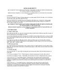 Quy chuẩn kỹ thuật Quốc gia QCVN 114:2017/BTTTT