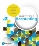 issues in financial accounting (16/e): part 2