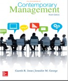 contemporary management (9/e): part 1