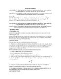 Quy chuẩn Quốc gia QCVN 21:2016/BYT