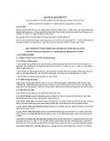 Quy chuẩn kỹ thuật Quốc gia QCVN 32:2017/BGTVT