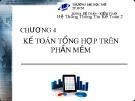 Bài giảng Hệ thống thông tin kế toán 2: Chương 4 - Nguyễn Hoàng Phi Nam (2018)