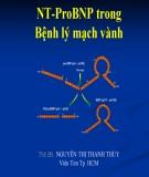 NT proBNP trong bệnh lý mạch vành