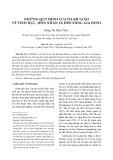 Những quy định của Islam giáo về tình dục, hôn nhân và đời sống gia đình