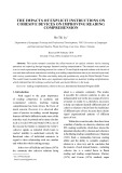 The impacts of explicit instructions on cohesive devices on improving reading comprehension