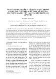 Dược tính Ca Quát -    Cuốn sách quý trong giảng dạy chữ Hán, chữ Nôm và những tri thức giá trị về y học truyền thống ở nước ta