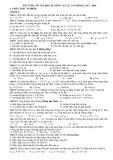 Đề cương ôn tập HK1 môn Vật lí 11 năm 2017-2018 - Trường THPT Tôn Thất Tùng