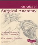 atlas giải phẫu ngoại khoa: phần 1