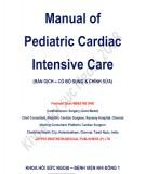 sổ tay hồi sức sau mổ tim trẻ em (manual of pediatric cardiac intensive care)