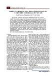 Nghiên cứu chính sách quốc tế hóa của một số Quốc gia và gợi ý chính sách cho giáo dục Việt Nam