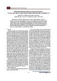 Phối hợp phương pháp dạy học đảo ngược và dạy học trực tuyến trong phần sinh thái học, sinh học 12
