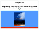 Lecture Business research methods (12/e): Chapter 16 - Donald R. Cooper, Pamela S. Schindler