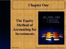 Lecture Advanced accounting (12/e): Chapter 1 - Joe B. Hoyle, Thomas F. Schaefer, Timothy S. Doupnik