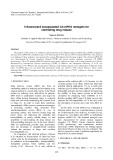 5-fluorouracil encapsulated CS-mPEG nanogels for controlling drug release