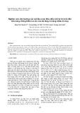 Nghiên cứu ảnh hưởng của vật liệu nano SiO2 điều chế từ tro trấu đến khả năng chống thấm ion clo của bê tông xi măng nhiều tro bay