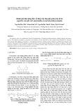 Đánh giá khả năng bảo vệ thép của lớp phủ polyurea đi từ aspartic este gốc 4,4′-metylenbis-(2-metylcyclohexylamin)