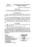 Quyết định số 573/QĐ-BYT