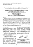 3D cytotoxic and histon deacetylase (HDAC) inhibitory activities of triterpenoids isolated from leaves of Viburnum sambucinum
