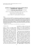 Synthesis, characterization and corrosion inhibitive ability of composites silica – polypyrrole