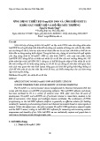 Ứng dụng thiết bị NI-myRIO 1900 và cảm biến DHT11 khảo sát nhiệt độ và độ ẩm môi trường