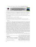 Geochemical features of Sakhalin Island mud volcanoes